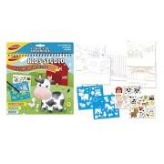 Joustra 41612 - Quaderno Kids Studio, tema: la fattoria