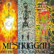 Meshuggah - Destroy Erase Improve (0727361219222) (1 CD)