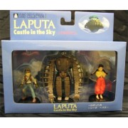 Studio Ghibli Laputa: Castle In The Sky Figure Set (Toy) (japan import)