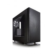 Fractal Design FD-CA-DEF-S-BK-W Define S Window Case per PC, Nero