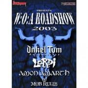 Artisti Diversi - Wacken Road Show (0693723925974) (1 DVD)
