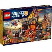 Конструктор Лего Нексо Рицари - Вулканичното леговище на Jestro - Lego Nexo Knights, 70323