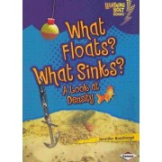 What Floats? What Sinks? by Jennifer Boothroyd