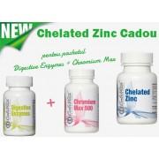 Promotie Calivita iunie-iulie 2014: Digestive Enzymes + Chromium Max
