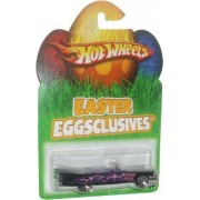 Mattel Hot Wheels 2007 Easter Eggsclusives Series 1:64 Scale Die Cast Metal Car N1140 Black Classic 1959 Cadillac Convertible