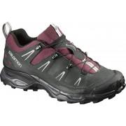 Salomon X Ultra LTR Hiking Shoes Women bordeaux/asphalt/steel grey 42 Multifunktionsschuhe