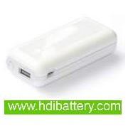Batería externa para dispositivos móviles 5V/5200mAh