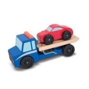 Game / Play Melissa & Doug Flatbed Tow Truck, sale, flat, bed, sale, hino, towing, used, service, how Toy / Child...
