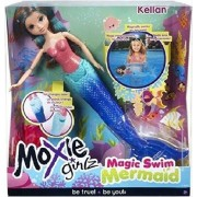 Moxie Girlz Magic Swim Mermaid Doll, Kellan by Moxie Girlz