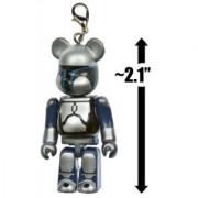 Jango Fett ~2.1 Mini-Figure Key Ring - Pepsi NEX x Star Wars x Be@rbricks Series