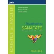 CAIET EDUCATIE SANATATE CLS. A IV-A