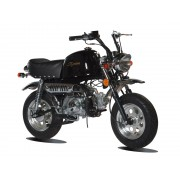 Moto GORILLA 125 SKYBONGO - SKYTEAM - Noir