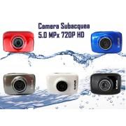 Action camera camcorder subacquea HD 5.0MPx lcd 2.0 pollici + accessori