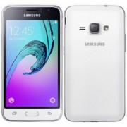 Smartphone Samsung Galaxy J1 White, memorie 8 GB, ram 1 GB, 4.5 inch, android 5.1.1 Lollipop