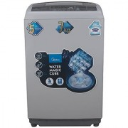 Midea MWMTL070MWO Fully-automatic Top-loading Washing Machine (7 Kg Grey) - A product of Carrier Midea India