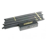 Micro Scalextric G107 Power Base/Terminal Track 229Mm/9 1:64 Scale Accessory