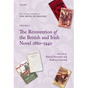 The Oxford History of the Novel in English by Patrick Parrinder