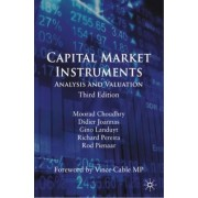 Capital Market Instruments 2010 by Moorad Choudhry