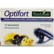 PlantExtrakt Optifort (30 Comprimate)