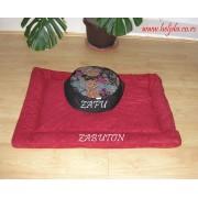 Zabuton jastuk za meditaciju od heljde