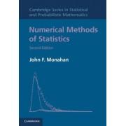 Numerical Methods of Statistics by John F. Monahan