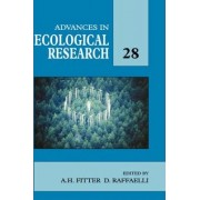 Advances in Ecological Research by Alastair H. Fitter
