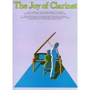 Yorktown Music Press The Joy Of Clarinet. Partitions pour Clarinette, Accompagnement Piano