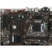 Placa de baza MSI H110 PC MATE Socket 1151