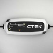 CTEK CT5 Time to Go hátralévő töltési idő visszajelzéssel