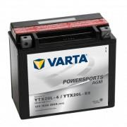 Varta Powersports AGM 12V 18Ah J+ YTX20L-BS