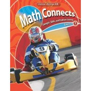 Math Connects: Concepts, Skills, and Problem Solving, Course 1, Student Edition by McGraw-Hill Education