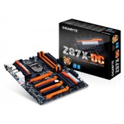 Gigabyte Z87X-OC Scheda madre (Socket 1150, Z87 Express, DDR3, S-ATA 600, ATX, Haswell, GIGABYTE UEFI Dual BIOS)