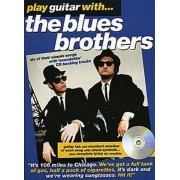 Wise Publications Play Guitar With... The Blues Brothers. Partitions, CD pour Tablature Guitare(Symboles d'Accords)