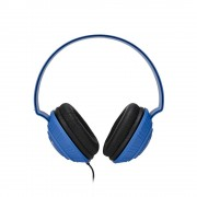 CASTI TDK MP100 OVER-EAR ESSENTIALS DJ STYLE BLUE