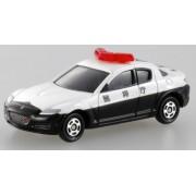 Takara Tomy Tomica #044 Mazda RX-8 Police Car