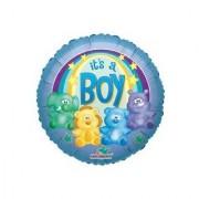 18 Inch Zoo Baby Boy Balloon