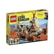 Lego The Lone Ranger Comanche Camp