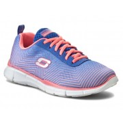 Cipők SKECHERS - Equalizer Expect Miracles 12034/PWPK Periwinkle/Pink
