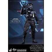 Hot Toys Star Wars First Order Tie Fighter Pilot 1/6 Scale 12 Figure by Hot Toys
