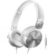 Philips Shl3165Wt/00 Fone de Ouvido Estilo DJ com Graves Nítidos e Microfone Integrado Branco