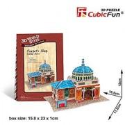 Cubicfun Cubic Fun 3d Puzzle Model 26pcs Turkiye Flavor Carpets Shop 6.5