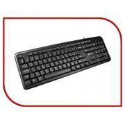 Клавиатура Canyon CNE-CKEY01 Black USB