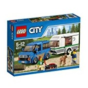 LEGO 60117 City Great Vehicles Van - Multi-Coloured
