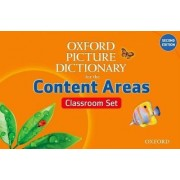 Oxford Picture Dictionary for the Content Areas: Classroom Set Pack by Dorothy Kauffman