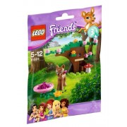 LEGO Friends Series 3 Animals - Fawns Forest (41023) by LEGO