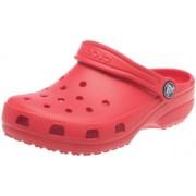 crocs Junior Clasic - Zuecos para niños, Rojo (Red), JR