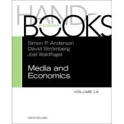 Handbook of Media Economics: Volume 1A by Simon P. Anderson