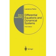 Differential Equations and Dynamical Systems by Lawrence Perko