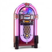 Auna Graceland XXL BT Jukebox Bluetooth USB SD AUX CD AM / FM (BX-Graceland-XXL BT)