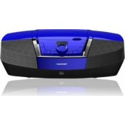 Microsistem audio Blaupunkt Boombox BB12BL CD Player tuner FM USB 2x2W Blue
